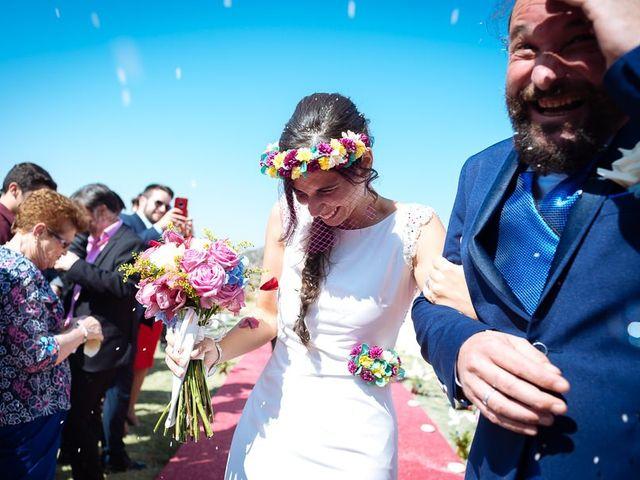 La boda de Fran y Sandra en Ronda, Málaga 42