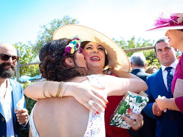 La boda de Fran y Sandra en Ronda, Málaga 43