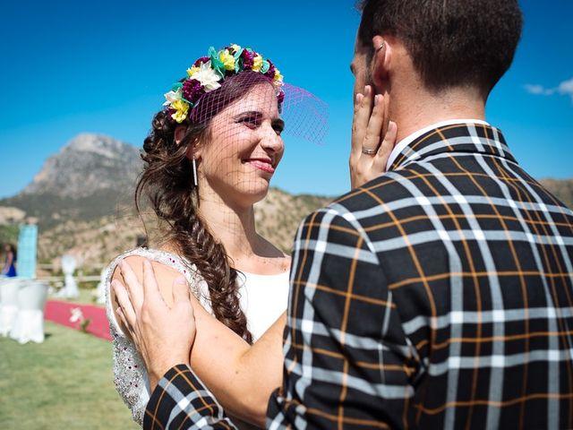 La boda de Fran y Sandra en Ronda, Málaga 44