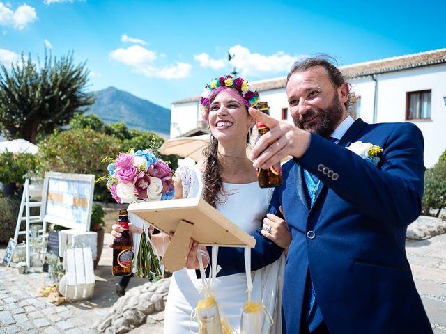 La boda de Fran y Sandra en Ronda, Málaga 46