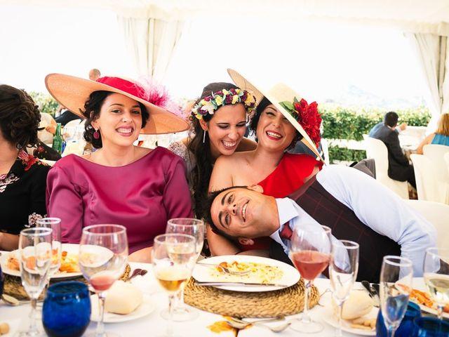 La boda de Fran y Sandra en Ronda, Málaga 57