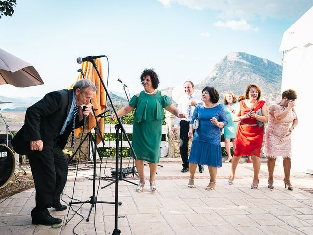 La boda de Fran y Sandra en Ronda, Málaga 61