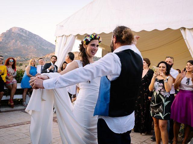 La boda de Fran y Sandra en Ronda, Málaga 69