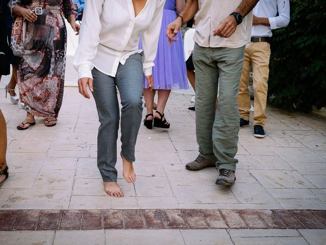 La boda de Fran y Sandra en Ronda, Málaga 71