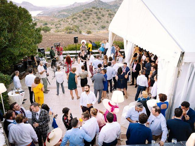 La boda de Fran y Sandra en Ronda, Málaga 72