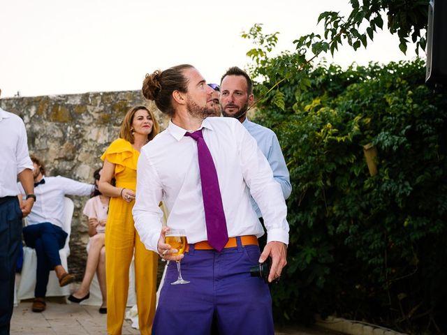 La boda de Fran y Sandra en Ronda, Málaga 73