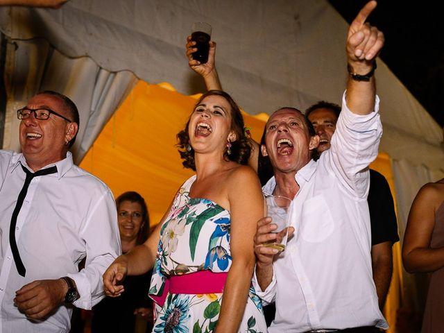 La boda de Fran y Sandra en Ronda, Málaga 81