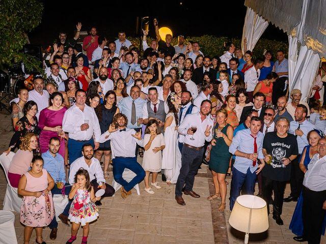 La boda de Fran y Sandra en Ronda, Málaga 88