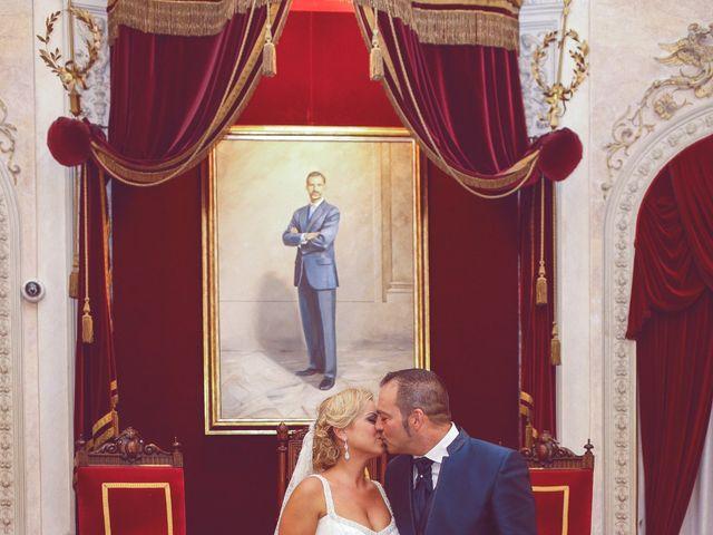 La boda de Juanma y Noelia en Cádiz, Cádiz 7