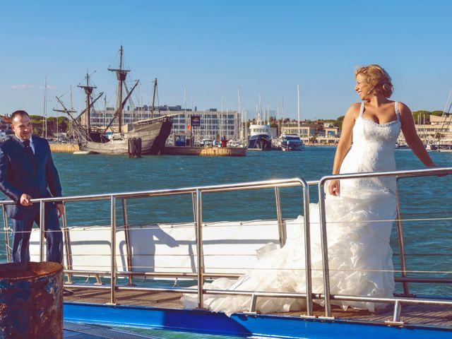 La boda de Juanma y Noelia en Cádiz, Cádiz 9
