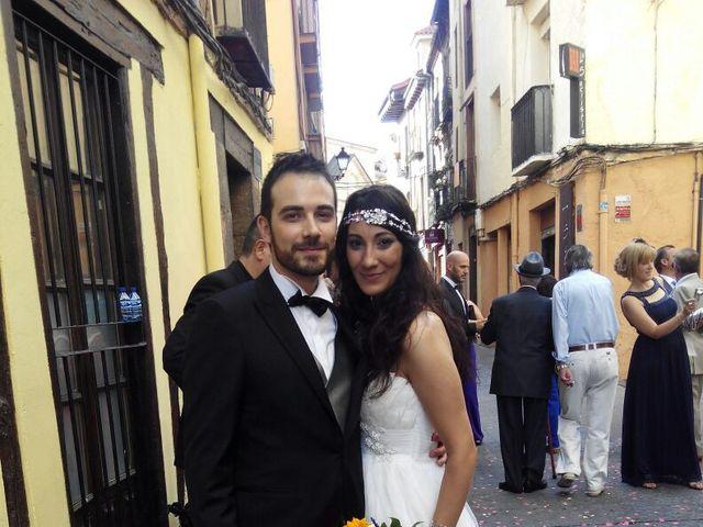 La boda de Diego y Elisa en León, León 3
