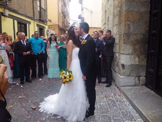La boda de Diego y Elisa en León, León 4