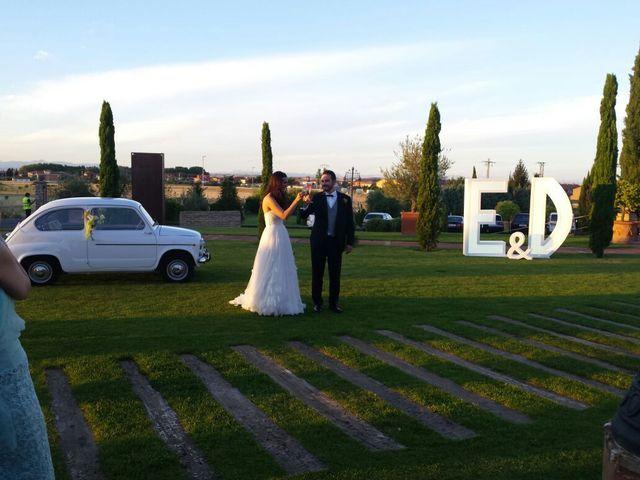 La boda de Diego y Elisa en León, León 5
