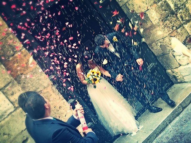La boda de Diego y Elisa en León, León 1