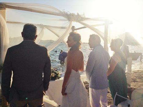 La boda de Jose Javier y Izaskum en La Manga Del Mar Menor, Murcia 5