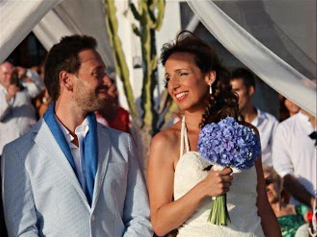 La boda de Jose Javier y Izaskum en La Manga Del Mar Menor, Murcia 8