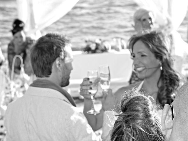 La boda de Jose Javier y Izaskum en La Manga Del Mar Menor, Murcia 2