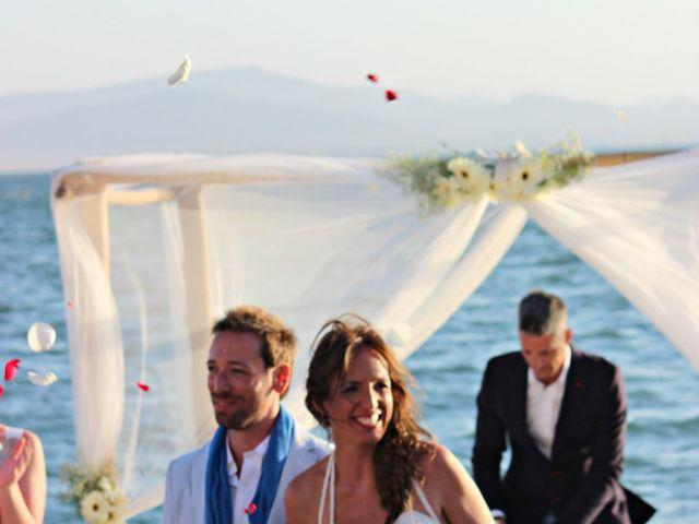 La boda de Jose Javier y Izaskum en La Manga Del Mar Menor, Murcia 9