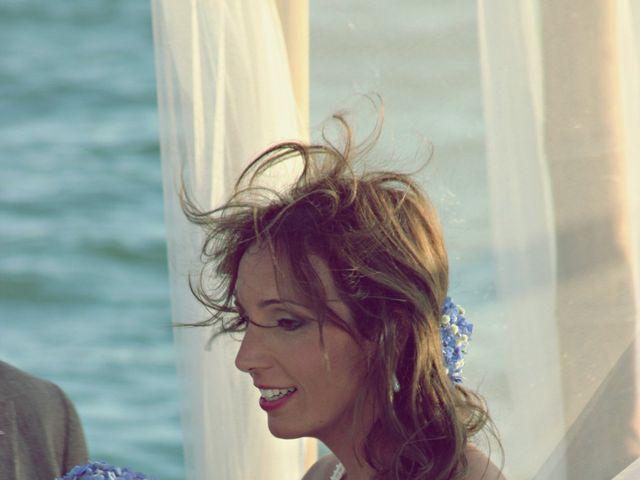 La boda de Jose Javier y Izaskum en La Manga Del Mar Menor, Murcia 10