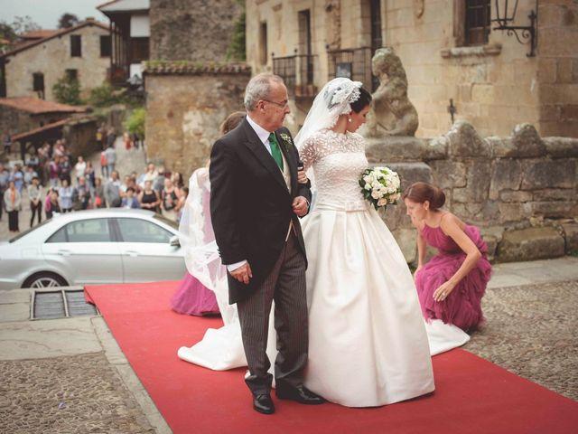 La boda de Benito y Lourdes en Treceño, Cantabria 18