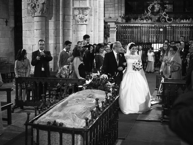 La boda de Benito y Lourdes en Treceño, Cantabria 20
