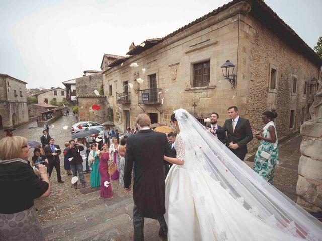 La boda de Benito y Lourdes en Treceño, Cantabria 34
