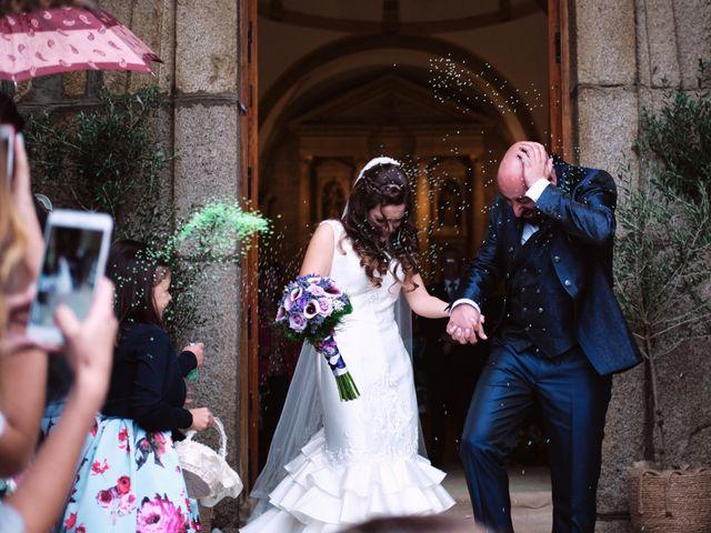 La boda de Juan y Lorena en Ciudad Rodrigo, Salamanca 10