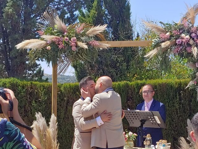 La boda de Juan y Jhon en Toledo, Toledo 14