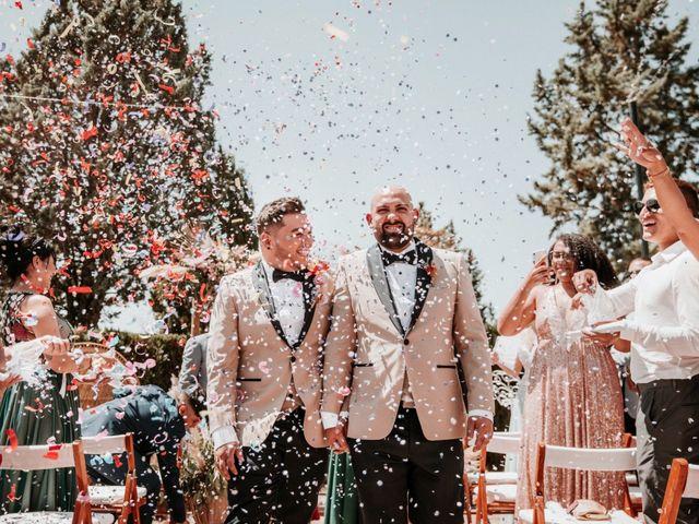 La boda de Juan y Jhon en Toledo, Toledo 18
