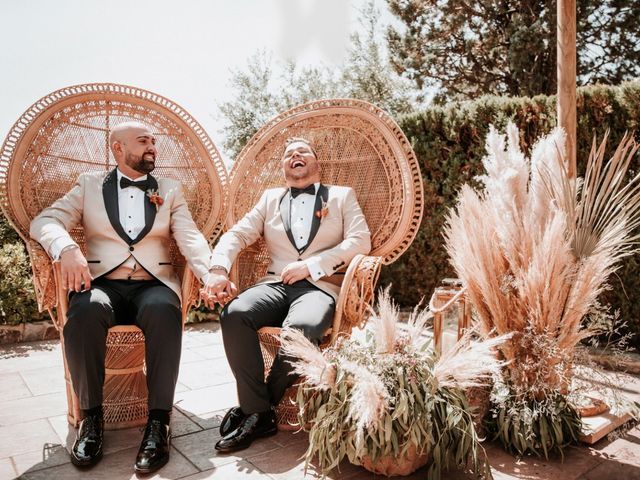 La boda de Juan y Jhon en Toledo, Toledo 19