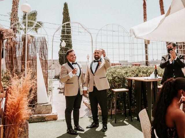 La boda de Juan y Jhon en Toledo, Toledo 20