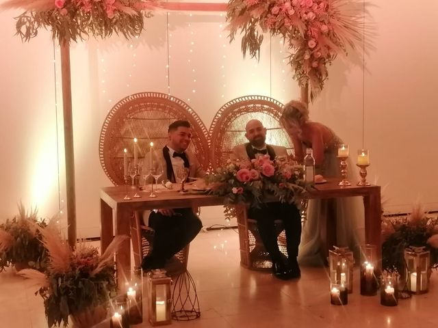 La boda de Juan y Jhon en Toledo, Toledo 23