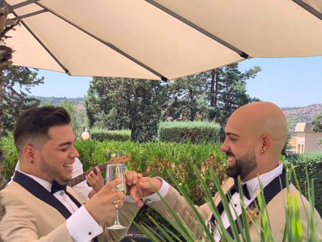 La boda de Juan y Jhon en Toledo, Toledo 25