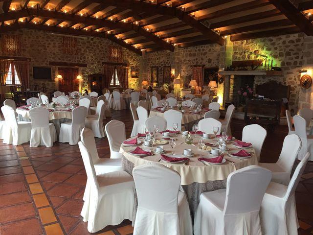 La boda de Lee y Begoña en Mangiron, Madrid 5