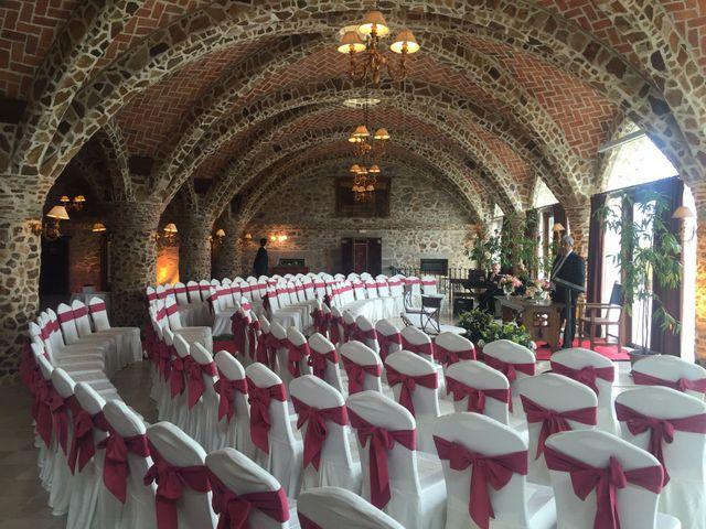 La boda de Lee y Begoña en Mangiron, Madrid 7