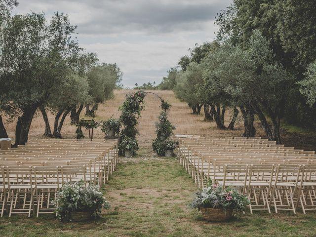 La boda de Josep y Martina en La Bisbal d'Empordà, Girona 1