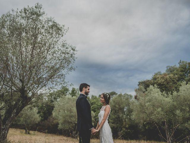 La boda de Josep y Martina en La Bisbal d'Empordà, Girona 93