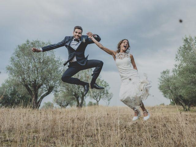 La boda de Martina y Josep