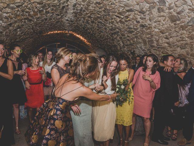 La boda de Josep y Martina en La Bisbal d'Empordà, Girona 124