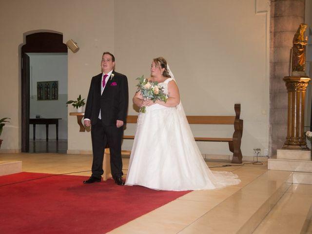 La boda de Jose y Sara en Santa Coloma De Gramenet, Barcelona 44