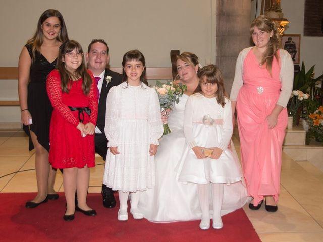 La boda de Jose y Sara en Santa Coloma De Gramenet, Barcelona 45