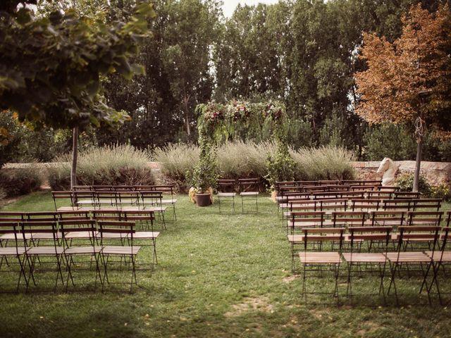 La boda de Andrés y Anna en Hoyuelos, Segovia 5