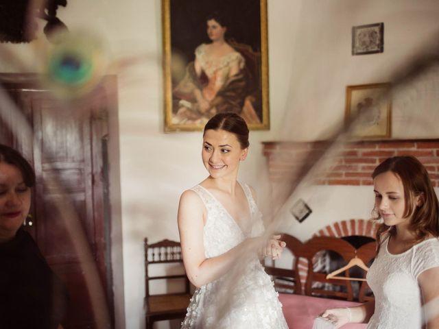 La boda de Andrés y Anna en Hoyuelos, Segovia 25