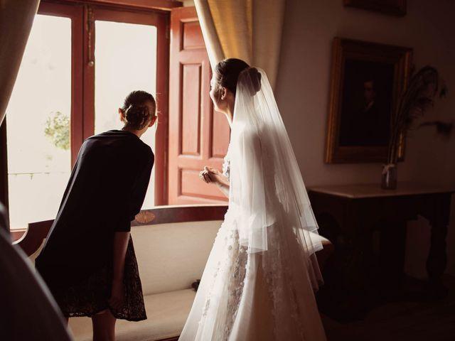 La boda de Andrés y Anna en Hoyuelos, Segovia 35
