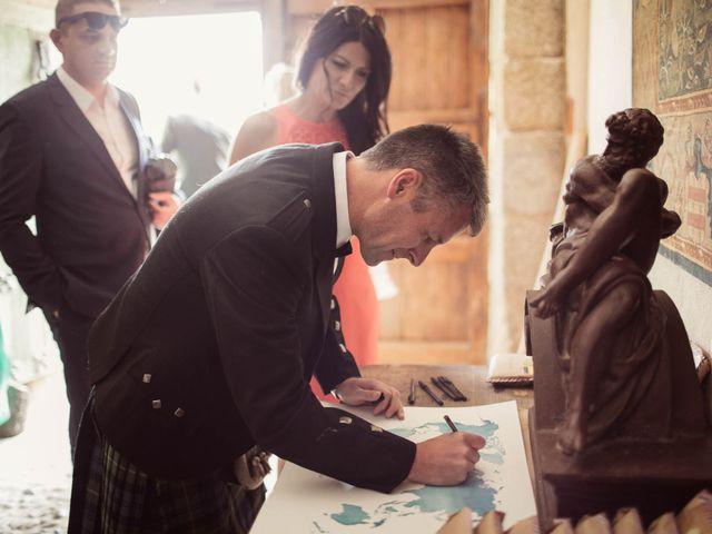 La boda de Andrés y Anna en Hoyuelos, Segovia 36