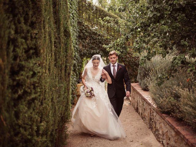 La boda de Andrés y Anna en Hoyuelos, Segovia 41