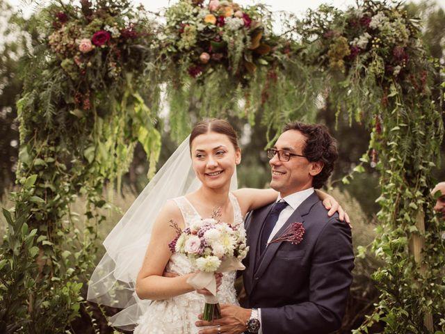 La boda de Andrés y Anna en Hoyuelos, Segovia 43