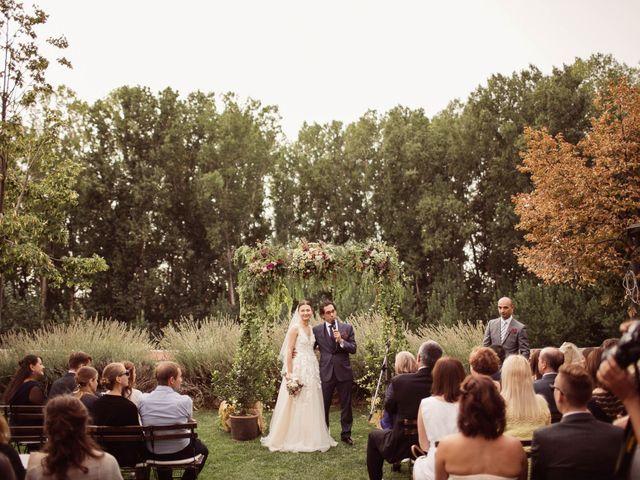 La boda de Andrés y Anna en Hoyuelos, Segovia 44