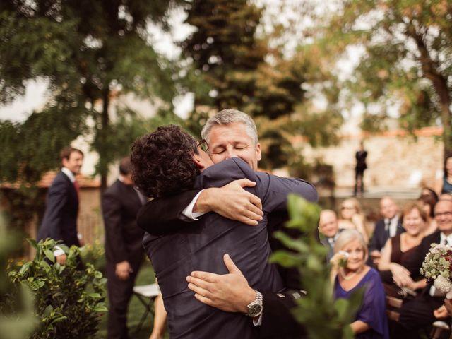 La boda de Andrés y Anna en Hoyuelos, Segovia 45