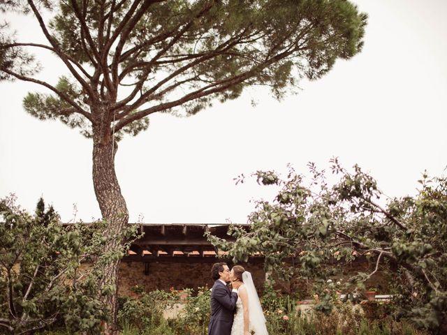 La boda de Andrés y Anna en Hoyuelos, Segovia 48